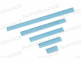 PANDUIT ULTIMATE ID - LABEL COVER - OFF WHITE (QTY PER PACK: 10)