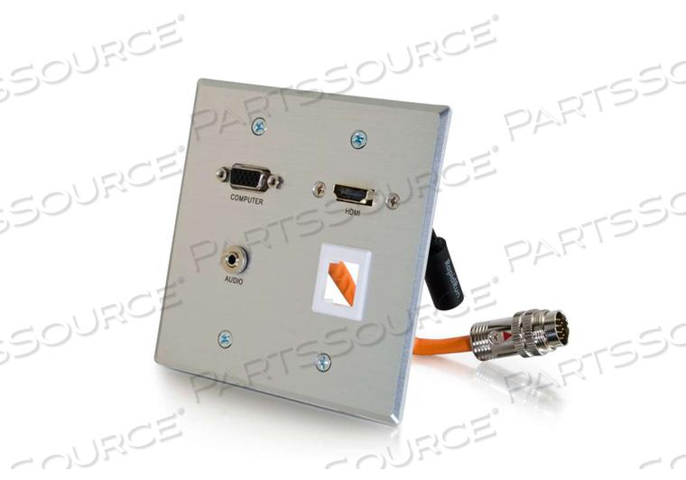 RR OPTICAL AL WP HD15+3.5+1KS+HDMI by Legrand AV (C2G)