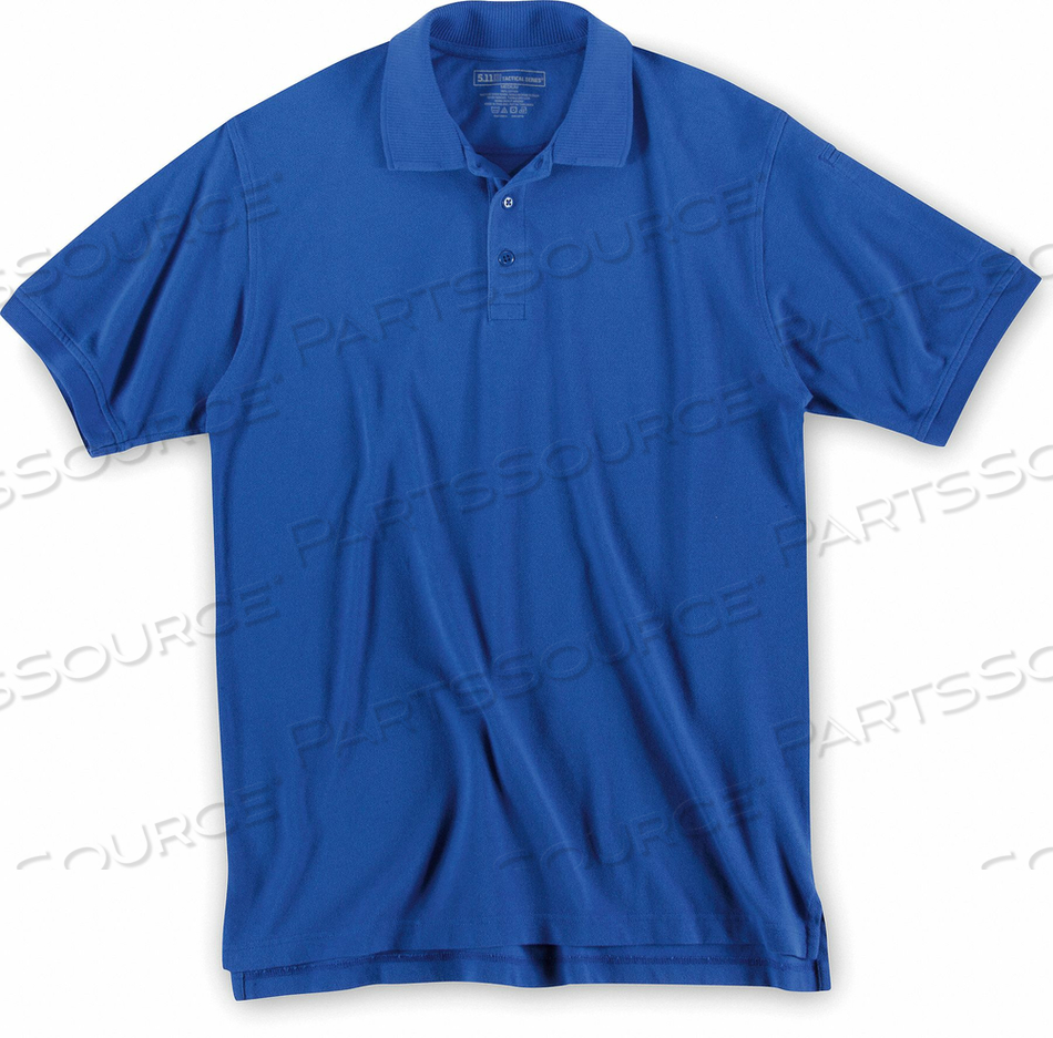 SHORT SLEEVE UTILITY POLO M ACADEMY BLUE by 5.11 Tactical