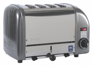 TOASTER FOUR SLOT by Cadco
