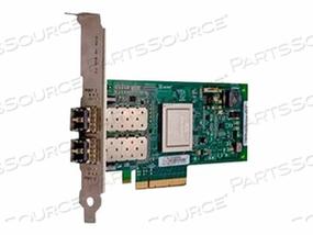 QLOGIC 2662 - HOST BUS ADAPTER - 16GB FIBRE CHANNEL X 2 - FOR POWEREDGE R520, R530, R620, R630, R720, R730, R820, R920, R930, T630, POWERVAULT MD3800
