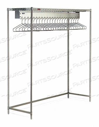FREESTANDING GOWNING RACK CRM 24 WX72 L by Eagle Group