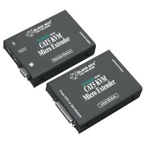Black Box 20 BL CAT6 400-MHz Patch Cable F//UTP CMP PLEN Mold Boot Slimline