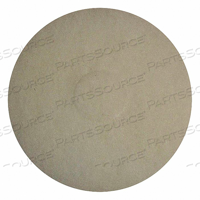 POLISHING PAD WHITE 12 IN. by Bissell Commercial