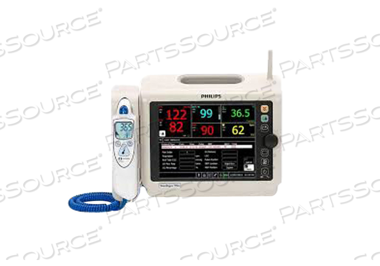 VITAL SIGNS MONITOR W/ NBP AND SPO2, 8.4 IN SCREEN by Philips Healthcare (Parts)
