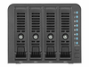 THECUS TECHNOLOGY N4350 - NAS SERVER - 4 BAYS - SATA 6GB/S / SATA 3GB/S - RAID 0, 1, 5, 6, 10, JBOD - RAM 1 GB - GIGABIT ETHERNET - ISCSI by Sharp Electronics Corporation