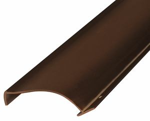 DOOR LOUVER FINGER GUARD 83 IN H by National Guard Products