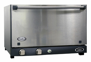 CONVECTION OVEN 3 SHELVES HALF SIZE by Cadco