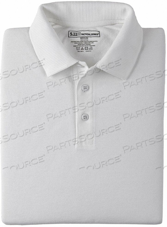 PROFESSIONAL POLO L WHITE by 5.11 Tactical