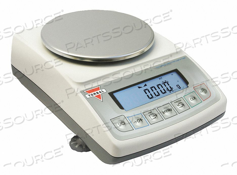 PRECISION BALANCE SCALE 5-7/10 IN.D by Torbal