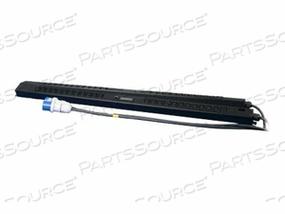 PANDUIT SMARTZONE GATEWAY-ENABLED M SERIES RACK PDU - POWER DISTRIBUTION UNIT (RACK-MOUNTABLE) - AC 208 V - 3-PHASE DELTA - SERIAL - INPUT: CS8365C - OUTPUT CONNECTORS: 30 - 0U - 10 FT - BLACK