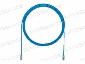 PANDUIT TX5E-28 CATEGORY 5E PERFORMANCE - PATCH CABLE - RJ-45 (M) TO RJ-45 (M) - 23 FT - UTP - CAT 5E - IEEE 802.3AF/IEEE 802.3AT - HALOGEN-FREE, SNAGLESS, STRANDED - PASTEL BLUE by Panduit