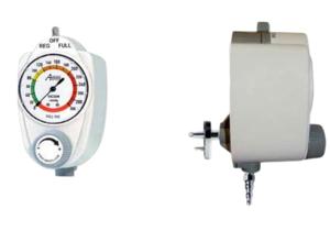 ANALOG VACUUM REGULATOR, TUBING NIPPLE X MALE, 0 TO 300 MMHG by Ohio Medical, LLC