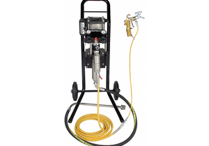 AIRLESS PUMP OUTFIT WITH GUN 3100 PSI by Binks