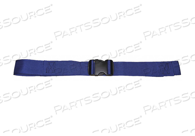 STRAP BLUE 7 FT L by Disaster Management Systems (DMS)