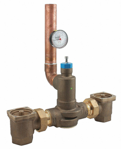 MIXING VALVE LEAD FREE BRASS by Powers