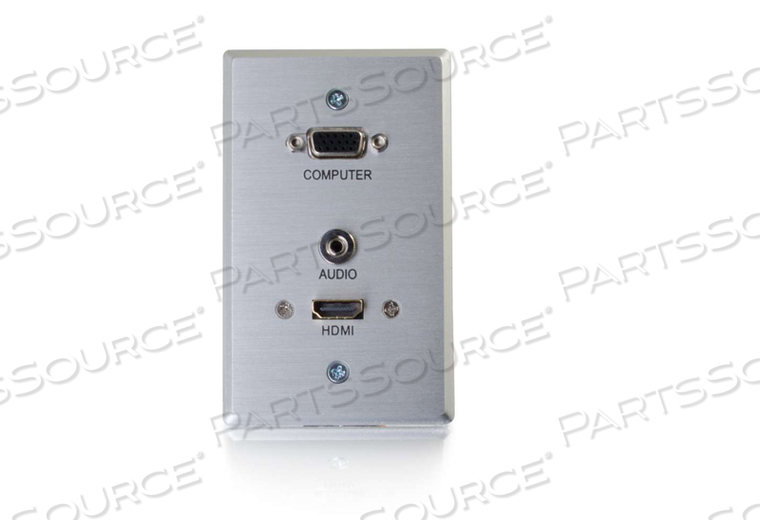 SG HDMI RR HD15 3.5MM AL RR OPTICAL by Legrand AV (C2G)