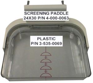 24CM X 30CM COMPRESSION PADDLE by Hologic, Inc.