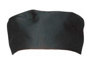 UNISEX SKULL CAP S/M BLACK by Fashion Seal