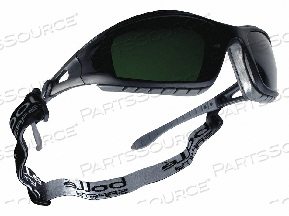 WELDING SAFETY GLASSES SHADE 5.0 by Bolle Safety
