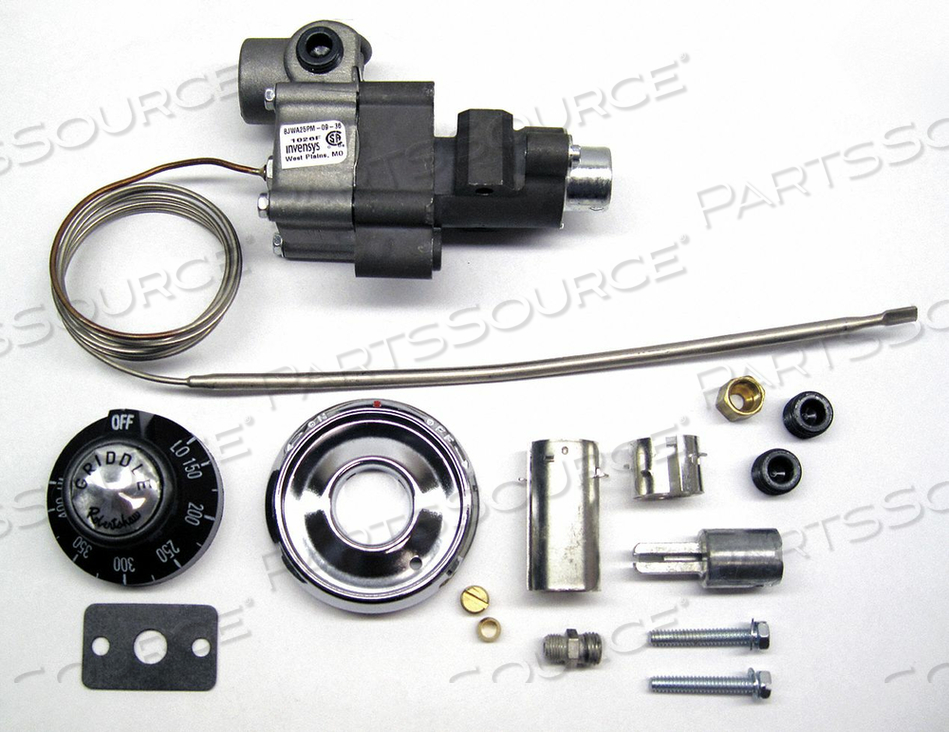 GAS COOK CONTROL TSTAT KIT FOR GRIDDLES by Robertshaw