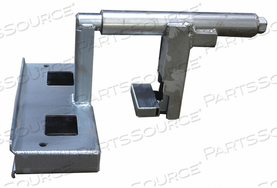 TRAILER CLAMP MOUNT SILVER by Garlock Safety Systems