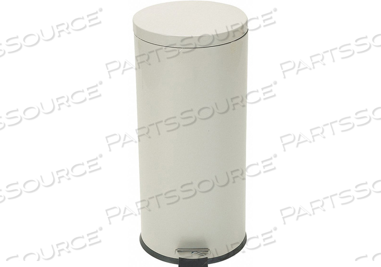MEDICAL WASTE CONTAINER WHITE 8 GAL. by Tough Guy
