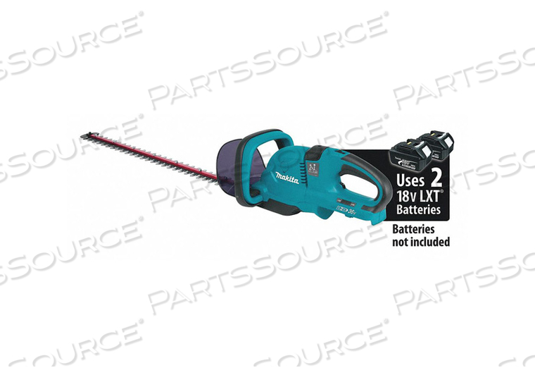 HEDGE TRIMMER DOUBLE-SIDED 25-1/2 BAR L by Makita