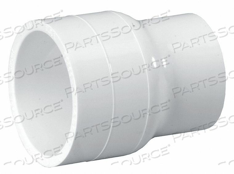 REDUCING COUPLING 1-1/2X1-1/4 IN SLIP by Lasco