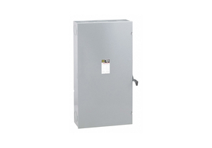 SAFETY SWITCH 240VAC/DC 2PST 600 AMPS AC by Square D