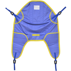 PADDED SLING, POLYSTER, 600 LBS, WITH PADDED LEG by Arjo Inc.