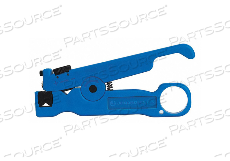 CABLE STRIPPER 4-1/2IN. L. NO INSULATED by Jonard Tools