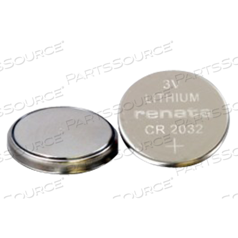 3V 220MAH LITHIUM BATTERY COIN CELL