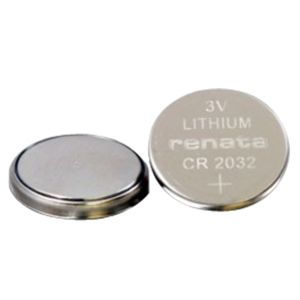 BATTERY, COIN CELL, 2032, LITHIUM, 3V, 210 MAH by R&D Batteries, Inc.