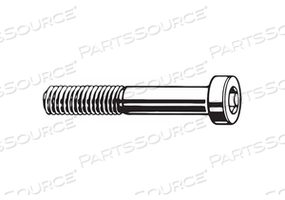 SHCS LOW M8-1.25X16MM STEEL PK1100 by Fabory