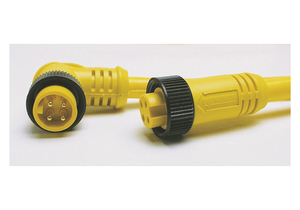 EXTENSION CORDSET 4PIN RECEPTACLE FEMALE by Brad Harrison
