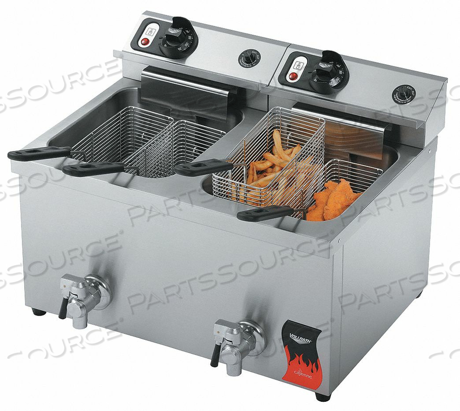 ELECTRIC COUNTER TOP FRYER 23 X 21 by Vollrath