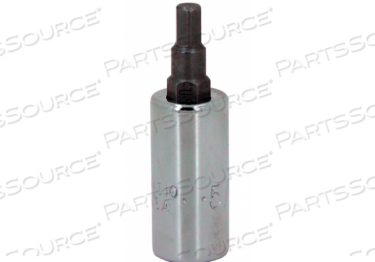 SOCKET BIT 1/4 IN DR 1/16 IN HEX by SK Professional Tools