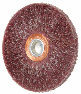 ENCAPSULATED WIRE WHEEL BRUSH STEM 3 IN. by Weiler