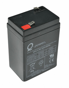 BATTERY, SEALED LEAD ACID, 6V, 5 AH by Rice Lake Weighing Systems
