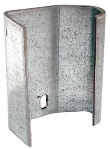 VERTICAL TRACK 9FT. FOR 10FT DOOR PR by American Garage Door Supply