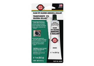 RTV SILICONE SEALANT 1 OZ. CLEAR by Pro Seal