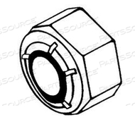 HEX NUT WITH ELASTIC STOP