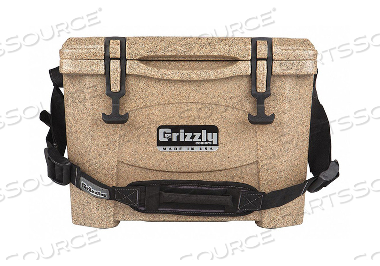 MARINE CHEST COOLER HARD SIDED 15.0 QT. by Grizzly Coolers