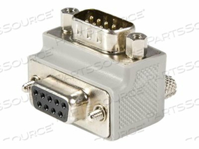 RIGHT ANGLE DB9 TO DB9 SERIAL CABLE ADAPTER TYPE 1 - M/F - SERIAL ADAPTER - DB-9 (M) TO DB-9 (F) by StarTech.com Ltd.