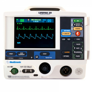 LIFEPAK 20 , 3-LEAD ECG/PACING by Physio-Control
