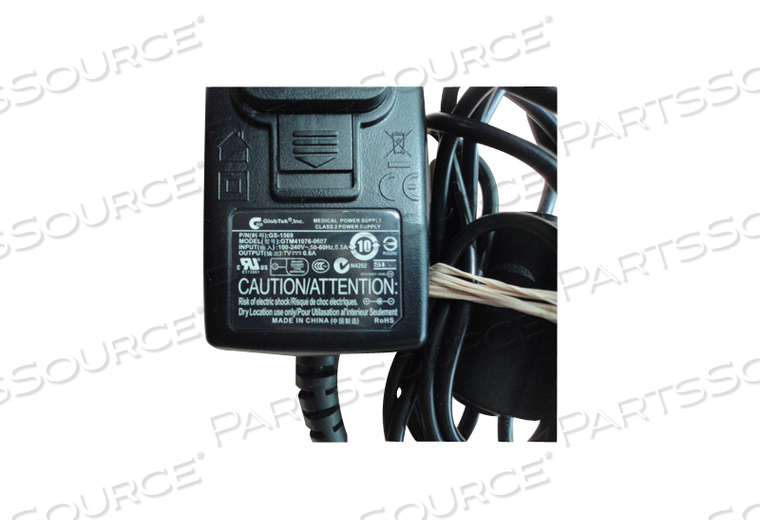 7V 0.85A AC/DC ADAPTER POWER SUPPLY