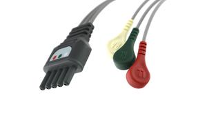 3-WIRE DIGITAL ECG LEADWIRE by Scott Care Corporation