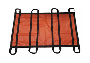 RESCUE MAT 30 L 70 L ORANGE by Disaster Management Systems (DMS)