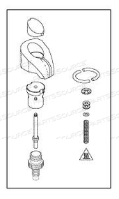 DEPRESSURIZATION VALVE KIT by Replacement Parts Industries (RPI)